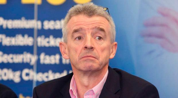 Expanding: Michael O'Leary