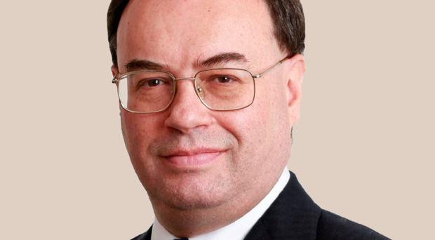 FCA chief: Andrew Bailey