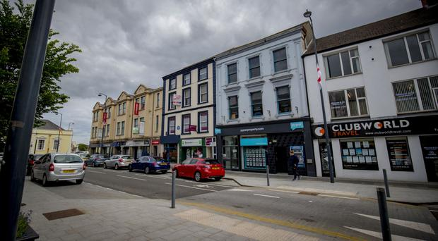 Carrickfergus has been named the best market town in Northern Ireland in a new survey