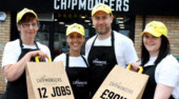Chipmongers in Ballymena