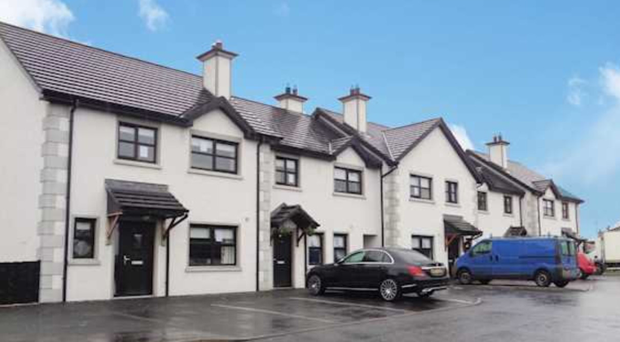 Eight townhouses in Crossmaglen