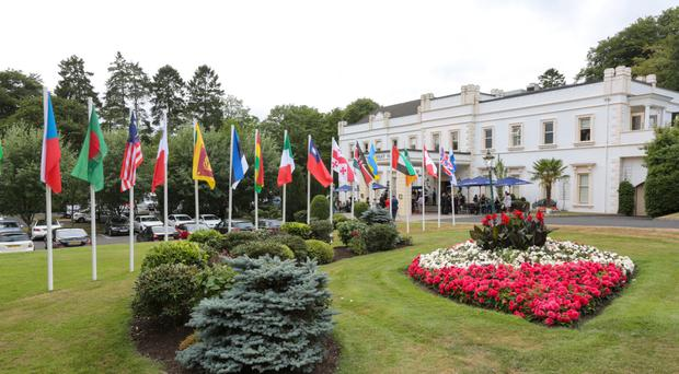 Galgorm Resort and Spa hosted the World Luxury Spa and Restaurant Awards