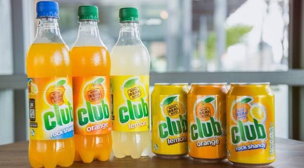 Results: Britvic own the Club brand