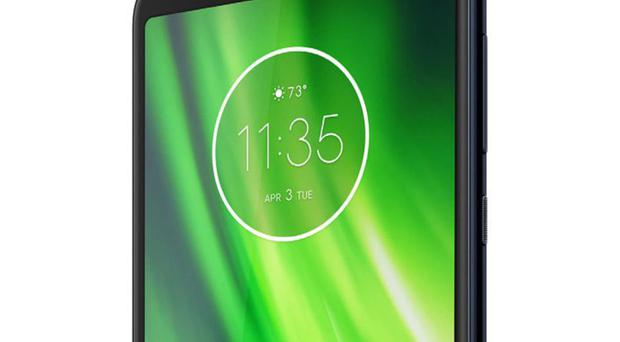 Motorola G6 Play (£150 from Argos, 32GB)