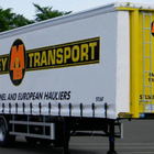 McBurney Transport is one of SDC Trailers' clients