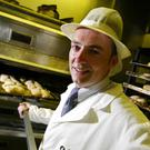 Brian McErlain, managing director of McErlain's Bakery