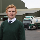 Managing director of Capper Trading, Philip Hill, at the company's base near Dungannon