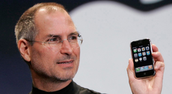 Steve Jobs overcame early adversity to make Apple a household name