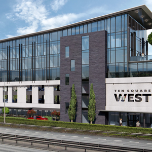 Ten Square West, the planned new apart-hotel at Stockmans Way