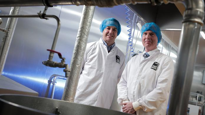 Sauce maker relishing the future as new factory opens