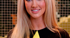 Delighted: Dr Leah Totton