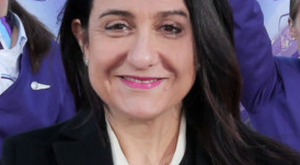 Chief executive of Flybe, Christine Ourmieres-Widener