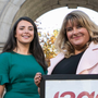 Jago founder and managing director Shona Jago-Curtis (centre) with staff at the launch of its Dublin office