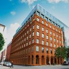 An artistic impression of Killultagh's new building on Linenhall Street