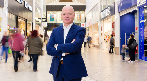 Martin Walsh, manager of Rushmere shopping centre, has reported that Christmas 2018 saw its busiest festive trading since it opened in 1976
