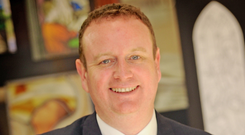 Stephen Kelly, chief executive of Manufacturing NI