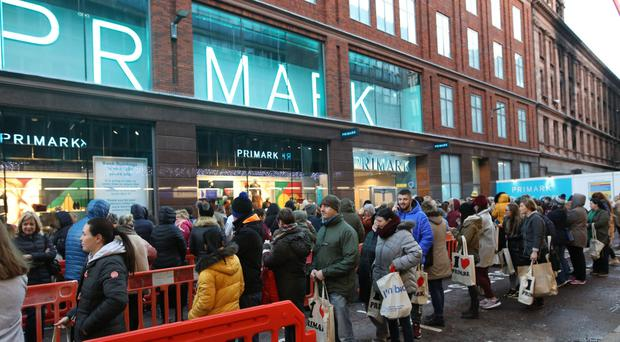 Penneys owner reports 'modest decline' in sales