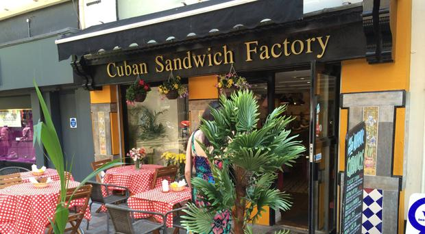 The Cuban Sandwich Factory at Fountain Lane