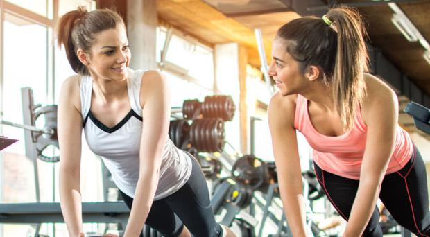 Providing gym facilities is one way of offering incentives to staff