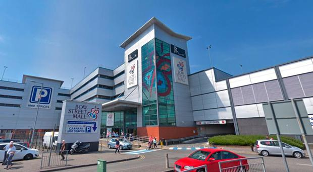 Bow Street Mall in Lisburn was sold for £12.3m