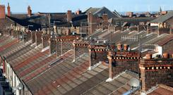 Land and Property Services says the average price of a house in Northern Ireland was up 5.5% on the previous year