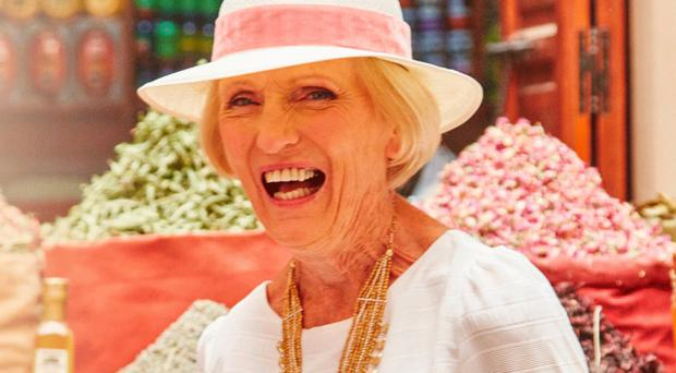 Food travels: Mary Berry in Marrakesh