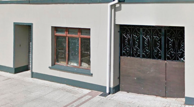 The former Calvert's Tavern in Armagh, which was home to the popular Spiders nightclub