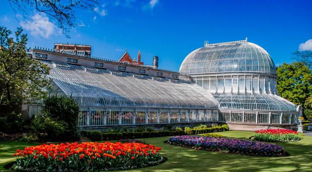 The event is set to take place at Botanic Gardens