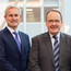 From left: Gordon Carson, 4c Executive; Howard Hastings, managing director of Hastings Hotels, and new chairman Edward Carson