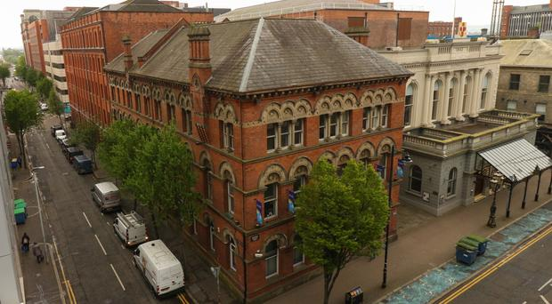 Bryson House on Bedford Street is up for sale for £1.95m