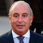 Under pressure: Sir Philip Green