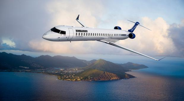The CRJ aircraft series
