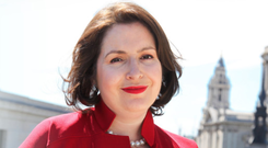 Bank of Ireland group chief executive Francesca McDonagh