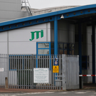 The JTI factory in Ballymena, once known as Gallaher, which closed
