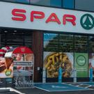 The new Spar store on Sunnyside Street, off the Ormeau Road