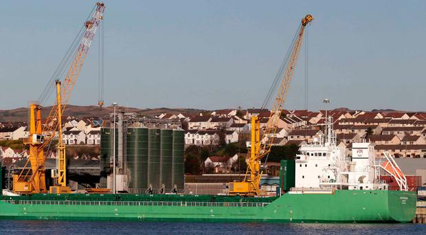 Warrenpoint Port made a pre-tax profit of £853,372 in 2018