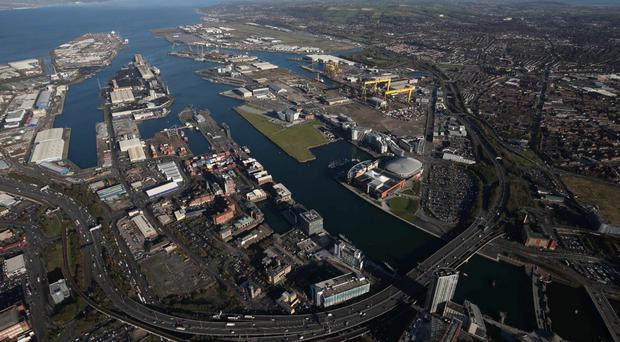 Belfast Harbour is to invest millions in new projects