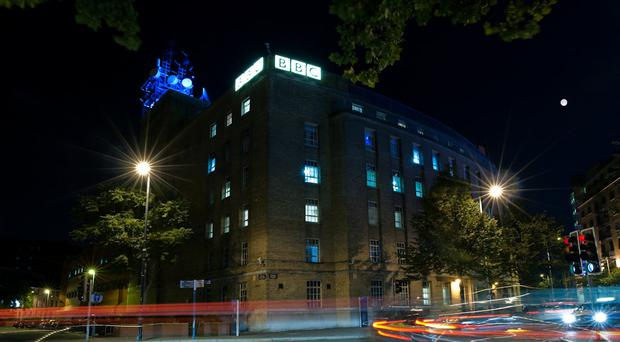 BBC Broadcasting House on Belfast's Ormeau Avenue