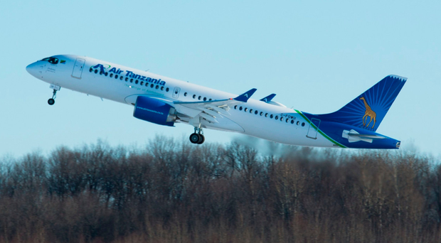 Air Tanzania already operates two Airbus A220-300 jets, which features wings designed and manufactured in Northern Ireland