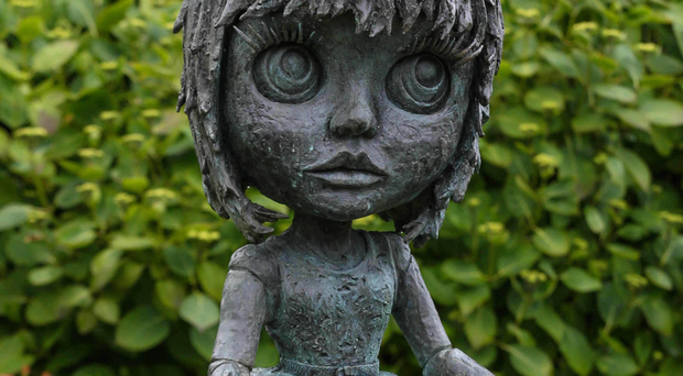 Christopher Stone's Traveller sold for £26,000,while Patrick O'Reilly unveiled his Doll series, with two bronzes selling for £30,000