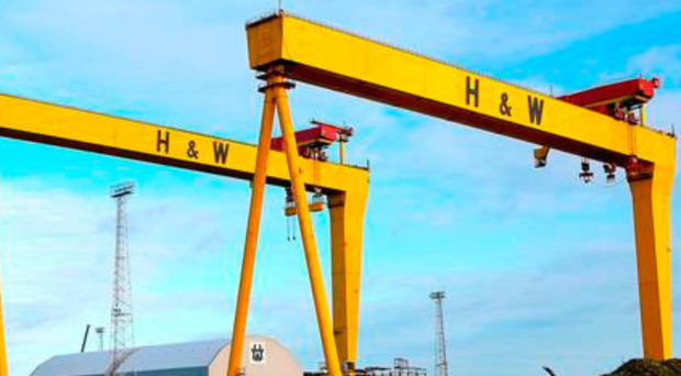 Harland and Wolff is facing administration