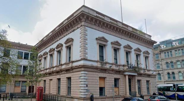 The Assembly Rooms building is part of the £500m Tribeca proposal