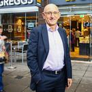 Roger Whiteside of Greggs