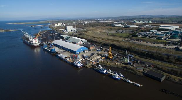 Foyle Port continues to prosper