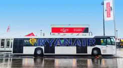 A 32-strong fleet of the Mallaghan 50W will be provided to Ryanair