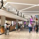 An artist's impression of how the inside of The Odyssey will look following the completion of the £17m revamp of the facility