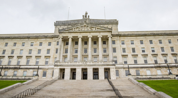 The Government was under a legal duty to introduce a victims payment scheme in Northern Ireland by next summer if the Stormont Executive was not up and running by October 21 (stock photo)