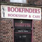Bookfinders, which closed in 2018, could become a cafe and apartments