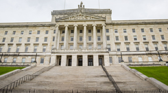 A DUP 'policy plan' set to be launched today reveals that the party's top priority is restoring Stormont. (stock photo)