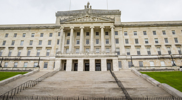 In the absence of a Stormont Executive, abortion was decriminalised in July (stock photo)